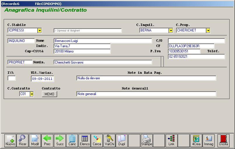 Da 40 anni il nuovo software for Calcolo adeguamento istat affitti