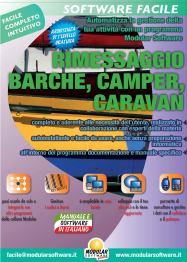 RIMESSAGGIO BARCHE, CAMPER, CARAVAN