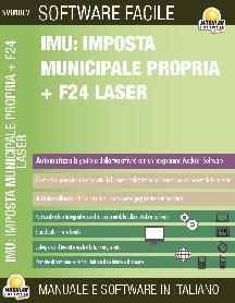 IMU: IMPOSTA MUNICIPALE PROPRIA + F24 LASER