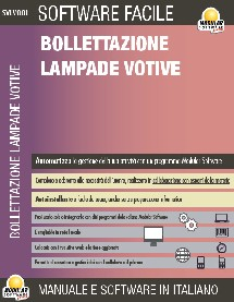 BOLLETTAZIONE LAMPADE VOTIVE